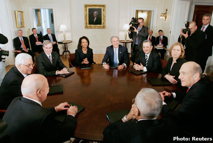 Annapolis conference table