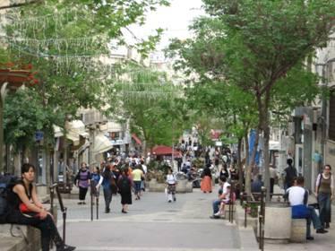 Ben Jehuda Street