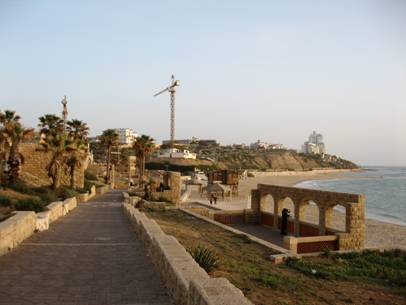 Yaffa beach