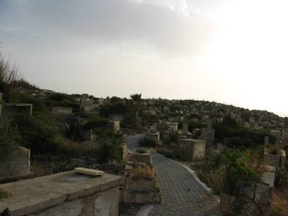Yaffa Muslim and Christian cemetry