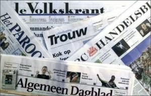 dagbladen NL media