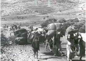 De nep-Palestijnse vluchtelingen uit 1948