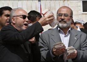 George Galloway van Viva Palestina zocht hulp van Syrië voor Gazavloot