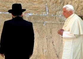 Jodendom en Christendom verschillen te veel van elkaar