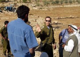 Als waarnemer ogen en stem van verdrukte Palestijnen