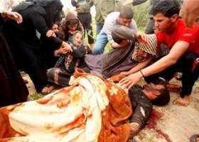 Palestijns leed heeft een hoge nieuwswaarde
