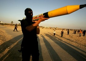 Escalatie geweld Gazastrook
