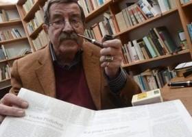 Günter Grass roert de blikken trom over Israel