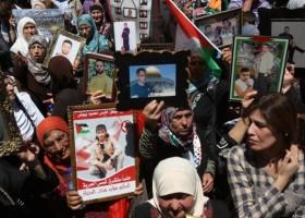 Palestijnse gevangenen in hongerstaking