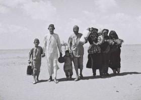 Hanan Ashrawi en de Joodse vluchtelingen