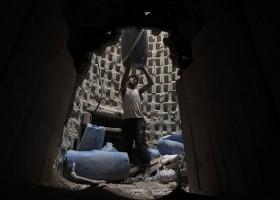 Het Gaza dieet: 'uithongeringspolitiek' zonder honger