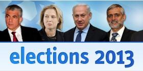Verkiezingen in Israel