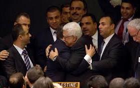 Palestina profiteert van eenzijdigheid Verenigde Naties