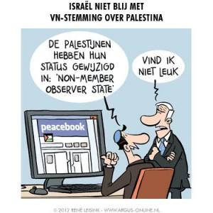 Argus-Palestijnsestaat