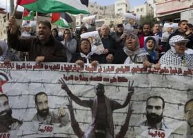 Rellen op de Westelijke Jordaanoever en de Palestijnse gevangenen