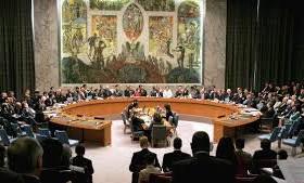 Israel in de VN Veiligheidsraad?