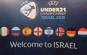 Media over Israël: EK Voetbal onder 21