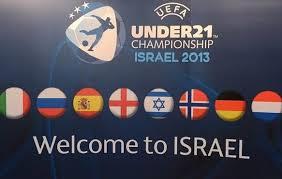 EK Voetbal onder 21 Israel 2013