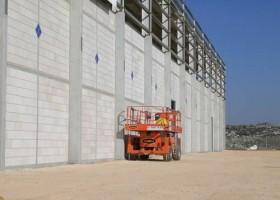 Media over Israël: kraanverhuurbedrijf Riwal en de 'muur'