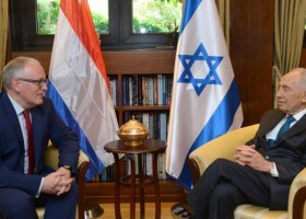 Media over Israël: bezoek Timmermans aan Israël en de Palestijnse gebieden