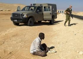 Media over Israël: Israël sluit poorten voor Afrikaanse migranten