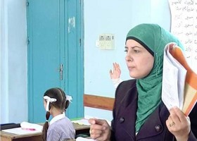 UNRWA zomerkampen: vrede begint hier