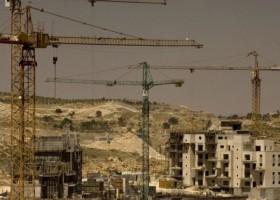 Media over Israël: bouw 1200 nieuwe woningen op Westbank en in Jeruzalem