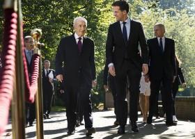 Media over Israël: bezoek president Peres aan Nederland