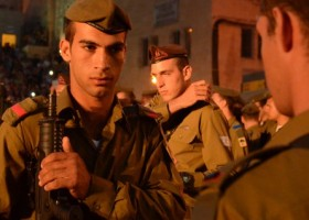 Muslim Arabs in the IDF: Not a Matter of Religion