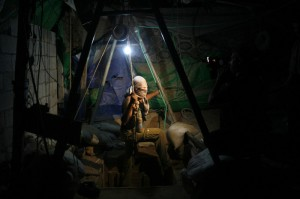 Gaza tunnel 2008