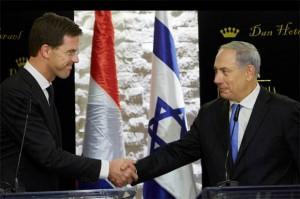 Rutte-Netanyahu