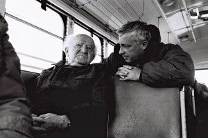 David Ben Gurion en Ariel Sharon