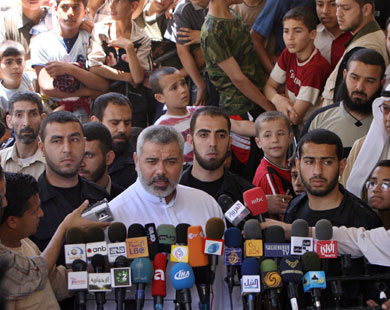 Hamas-microphones
