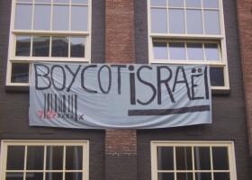 NGO's en media scheppen boycotstemming Israel
