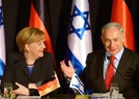Nederlandse media missen intentie bezoek Merkel aan Israël