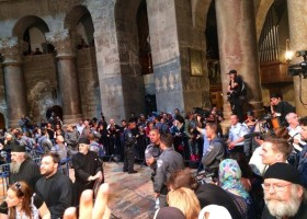 De discriminatie van christelijke Palestijnse 'bijna pelgrims'
