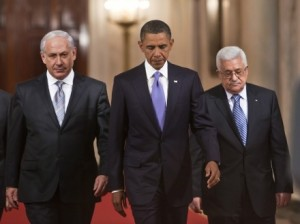 Bibi-Obama-AbuMazen