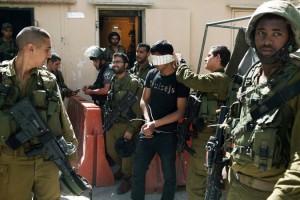 Hebron-IDFarrestsPalestinian