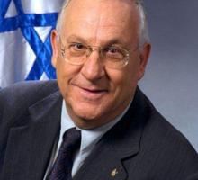De visie van Israels nieuwe president Reuven Rivlin