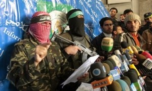 Hamas press conference 201112