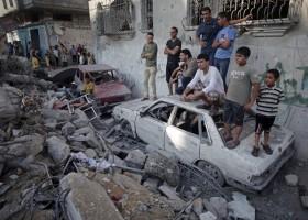 De proportionaliteit van de media over de Gaza oorlog