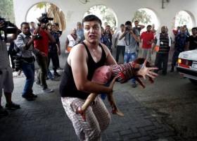 De media en de emoties van de Gaza oorlog