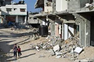 Shejaiya-Gazastrook