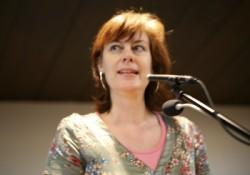 Gewapende speech van Tineke Bennema op Inspiratiedag Sabeel