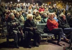 Alternatieve Kristallnacht herdenking heeft meer aandacht voor moslims dan voor Joden