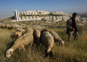 Nederzettingenbouw in Jeruzalem