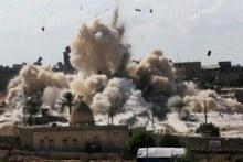 Geen aandacht voor huizensloop in Rafah door Egypte