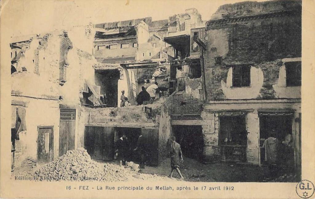 Pogrom-Fez1912
