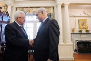 Abbas-Netanyahu-WhiteHouse2010