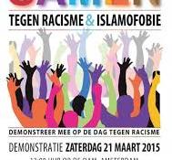 Antiracisme en antisemitisme op 21 maart